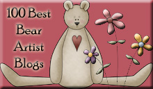 Vote for me at Best Bear Artist Blogs